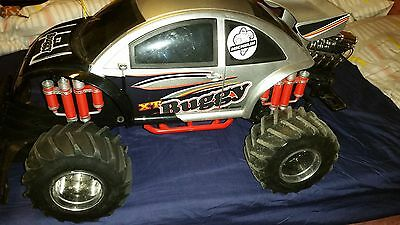 new bright 1/6 scale vw beetle buggy very large 19.2v