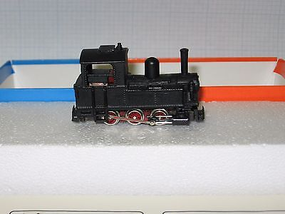 Roco HOe narrow gauge 0-6-0T steam locomotive