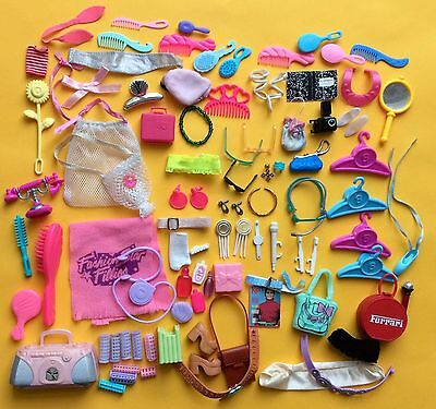 Barbie Accessories Mega Bundle! Mostly 1990's Mattel