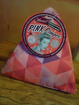 SOAP AND GLORY Pink Pamper Set! BNWT. Great Gift!