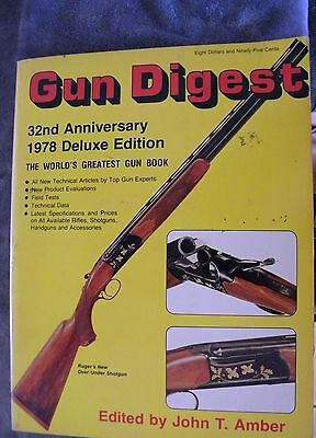 Gun Digest ~ 1978 Edition ~ Good Condition ~