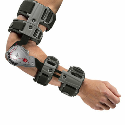 Donjoy X-ACT Elbow Post Surgery Rehab Brace Ligament Tendon Injury Support