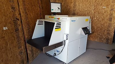 Rapiscan 522b Security X Ray Baggage Cargo Parcel Inspection X-ray Scanner