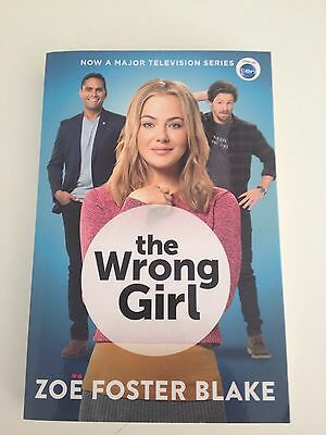 The Wrong Girl by Zoe Foster (Paperback, 2014)