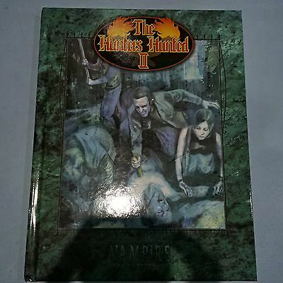 Vampire the Masquerade THE HUNTERS HUNTED 2. 20th Anniversary Edition Hardcover