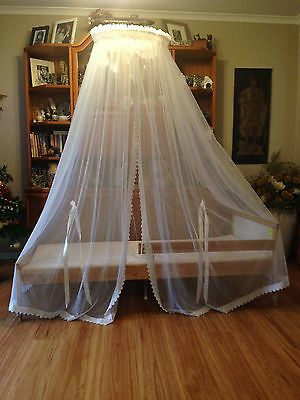 Cot Net Canopy on Stand Insect Mosquito Infant Child