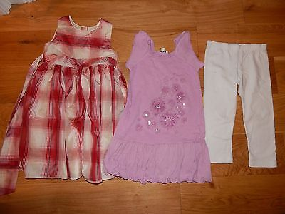 Mixed bundle girls clothes (3-4 years)