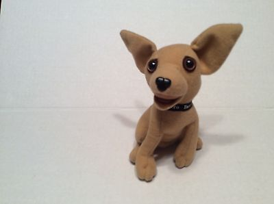 Taco Bell Chihuahua Plush Dog with Sound Chip