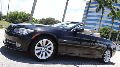 2011 BMW 3-Series 328i 2011 BMW 328i Convertible SUPER Low miles 10/10 condition Clean carfax one owner