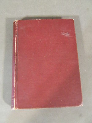 Antique 1917 A Spanish Grammar Reference Book, Alfred Coester Phd Ginn And Co.
