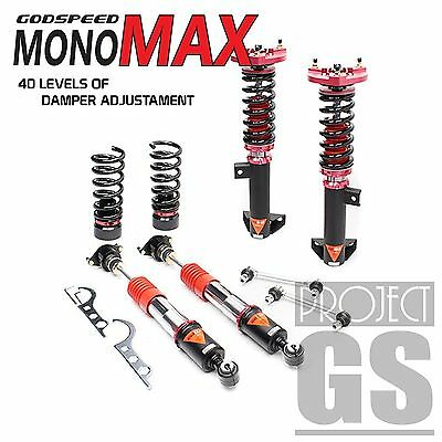 Godspeed(MMX3140) MonoMAX Coilover Dampers for MB C63 AMG 08-14(W204)