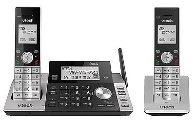VTech DS5151-2 Cordless Phone with 2 Handsets, Digital Answering System & DECT 6