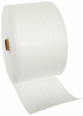 "Foam Wrap Roll 3/32"" x 300' x 12"" Packaging Perforated Micro 300FT Perf Padding"