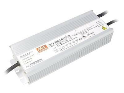 HLG-320H-C1400B Pwr sup.unit switched-mode for LED diodes 320W MEANWELL