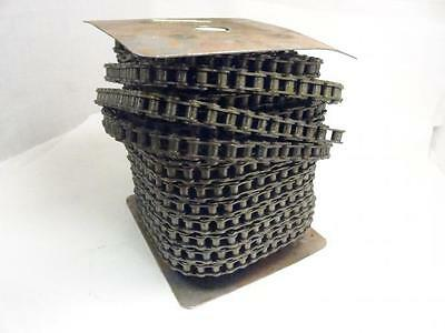 """151189 Old-Stock, Renold 50R79FT Roller Chain, 79 Ft L, #50, 5/8"""" Pitch, 79 Ft"""