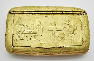 WW1 period box for cigars