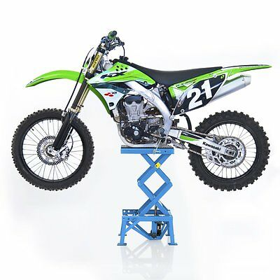 Cavalletto Alza Moto Idraulico Borossi BT 450 MX Moto Cross Lift Forbice Bu