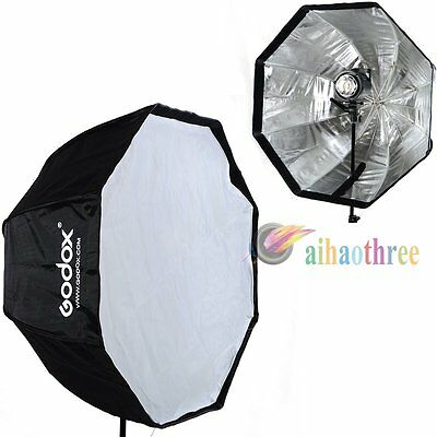 GODOX 95cm Octagon Umbrella Softbox Reflector Cover For Studio Flash Strobe【AU】