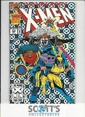 X-Men (Uncanny)  #300   NM   Foil Cover
