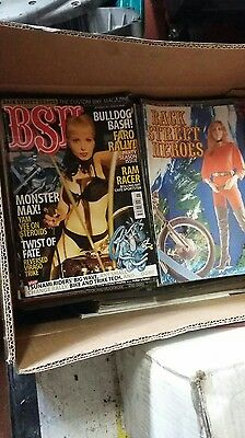 bsh magazines massive collection