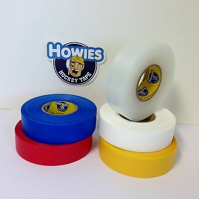 24mm x 30m Howies Premium Ice Hockey shinguard tape Shin Pad Sock Tape