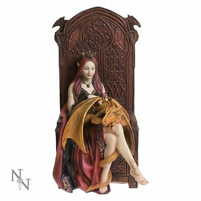 *Nemesis Now Anne Stokes Friends Forever Dragon Gothic Figurine Ornament Gift*