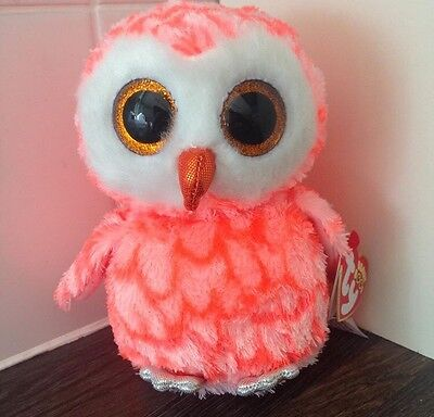 Justice Exclusive Cora Ty Beanie Boo Boos