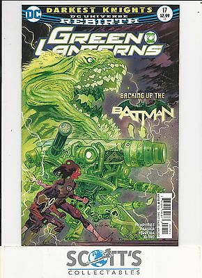 Green Lanterns  #17  New   (Bagged & Boarded)  Freepost