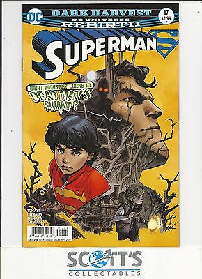 Superman  #17  New   (Bagged & Boarded)  Freepost