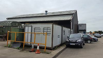 Portable office, Youngmans Rovacabin 12m x 3.65m