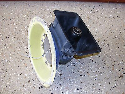 Federal Signal Siren Speaker Model TS100 Series A2 federal signal doorbell & pa640\