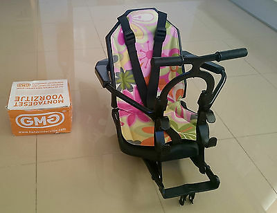 GMG  mini baby bicycle chair - GMG Minibaby Fahrradsitz