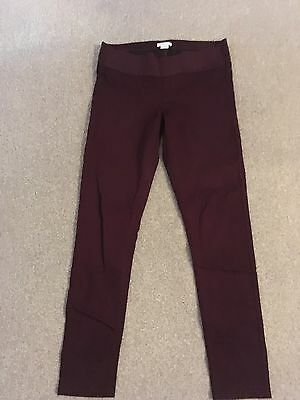 Mamas And Papas Maternity Jeggings, Size 12