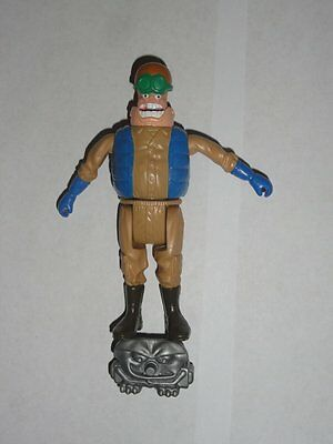 The Real Ghostbusters  1968 Air Sickness Pilot with Ghost  Works