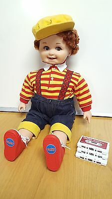 Playmates Corky Doll from 1980`s W/Tapes