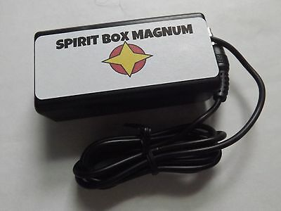 Spirit Box Magnum Magnetic and RF Field and EVP Probe, Paranormal, Ghost Hunting