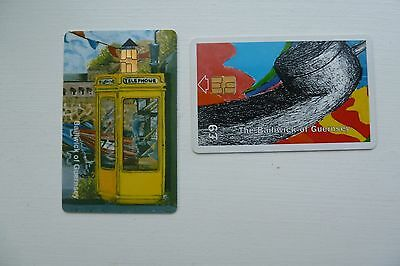 Guernsey Phonecards