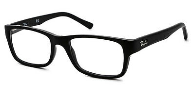 RAY BAN Eyeglasses RB 5268 5119 Matte Black 50MM