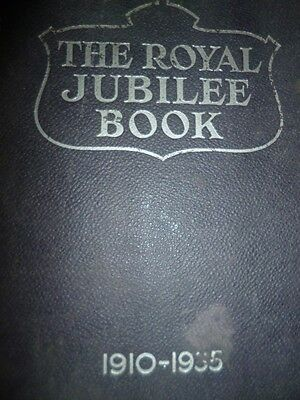 Vintage Royal Jubilee Book*some Great Pictures In Book