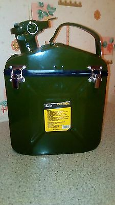 5L Green jerry can bar /mini bar/ camping / drinks carrier / stag / man cave