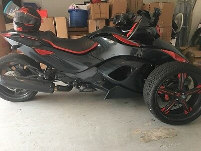 2008 Can-Am SPYDER  2008 Can Am Spider Motorcycle