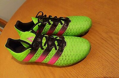 Adidas Ace 16.2 FG/AG Football Boots size 8.5 uk
