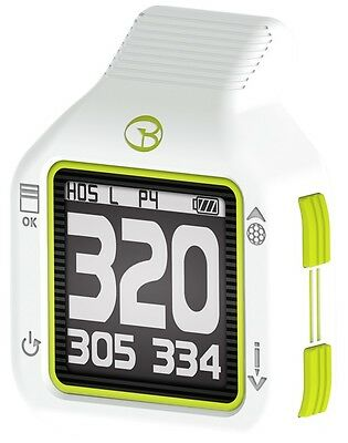 Golf Buddy CT2 GPS White/Green NEW for 2016