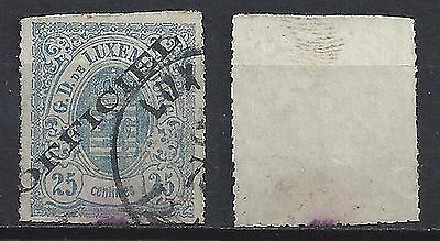 LUXEMBOURG OFFICIEL 6 Used