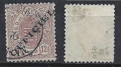 LUXEMBOURG OFFICIEL 15a Used
