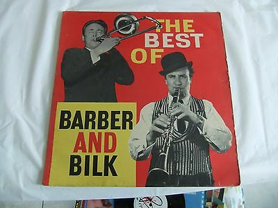 The Best Of Barber And Bilk Lp