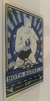 Topps 2010 UFC Main Event George St-Pierre MP9