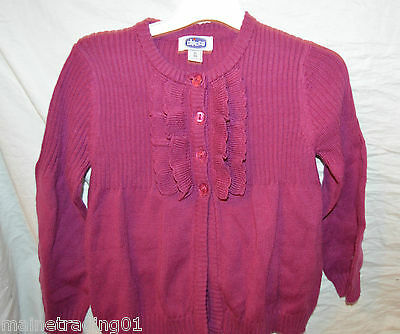 Girls Chicco Cardigan Age 18 Months