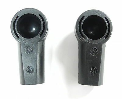 Porsche Boxster 1997-2004 Convertible Top Push Rod Repair OEM Ball Cup Pair 2pc