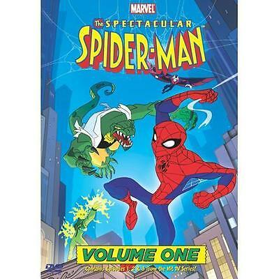 The Spectacular Spider-Man: Vol. 1 (DVD, 2009)  New